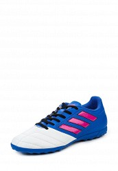 Купить Шиповки adidas Performance ACE 17.4 TF синий AD094AMQHZ76 Индонезия