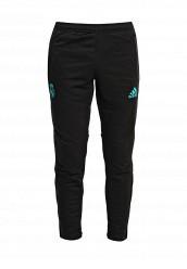 Купить Брюки спортивные REAL TRG PNT adidas Performance черный AD094EMUOC49
