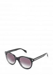 Купить Очки солнцезащитные Alexander McQueen черный AL001DWQYL32 Италия