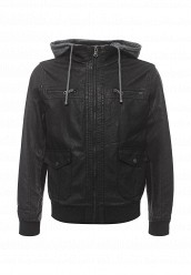 Купить Куртка кожаная B.Men черный BM001EMRHZ02 Китай