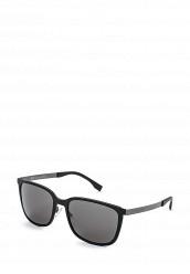 Купить Очки солнцезащитные Boss Hugo Boss BOSS 0723/S KDJ черный BO010DMHLS69 Италия