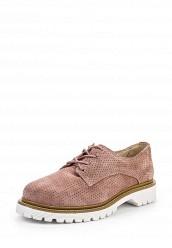 Купить Ботинки Bronx розовый BR336AWPVE33 Португалия