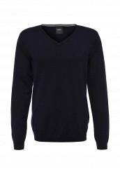 Купить Пуловер Burton Menswear London синий BU014EMLGE87