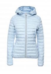 Купить Куртка утепленная By Swan голубой BY004EWMGX03
