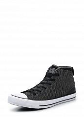 Купить Кеды Converse Chuck Taylor All Star Syde Street черный CO011AMQYU39 Индонезия