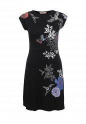 Купить Платье Desigual черный DE002EWOQQ30