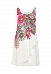 Купить Платье Desigual белый DE002EWOQQ98