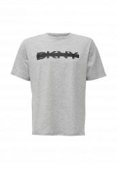 Купить Футболка DKNY серый DK001EMHRX30 Китай