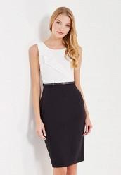Купить Платье Dorothy Perkins черно-белый DO005EWUBQ59 Вьетнам