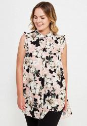 Купить Блуза Dorothy Perkins Curve розовый DO029EWTQQ36