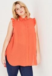 Купить Блуза Dorothy Perkins Curve коралловый DO029EWUFT75