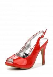 Купить Босоножки Donna Moda красный DO030AWION85