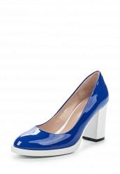 Купить Туфли El'Rosso синий EL032AWRHI63 Китай