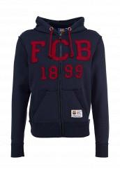 Купить Толстовка FC Barcelona Atributika & Club™ синий FC001EMASB37