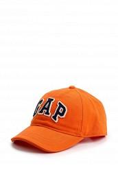 Купить Бейсболка Gap оранжевый GA020CBSYB41 Китай