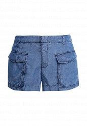 Купить Шорты джинсовые Gap голубой GA020EWNQQ41