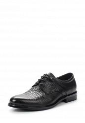 Купить Туфли Guido Grozzi черный GU014AMVUN29 Россия