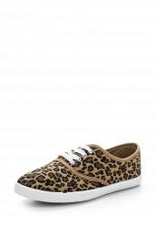 Купить Кеды Ideal Shoes бежевый ID005AWDZI02 Китай