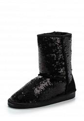 Купить Полусапоги Ideal черный ID005AWFXW69 Китай