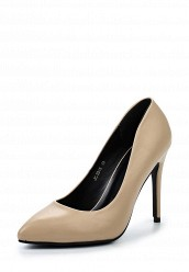 Купить Туфли Ideal Shoes бежевый ID005AWHML84 Китай