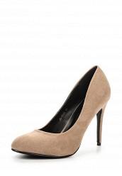 Купить Туфли Ideal Shoes бежевый ID005AWPVC06 Китай