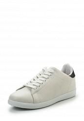 Купить Кеды Ideal Shoes бежевый ID005AWRWQ32 Китай