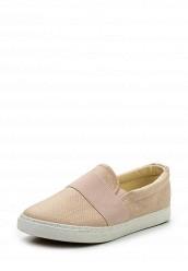 Купить Слипоны Ideal Shoes розовый ID005AWRWQ64 Китай