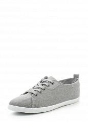 Купить Кеды Ideal Shoes серый ID005AWSBF32 Китай