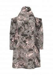 Купить Платье Influence серый IN009EWQGL63 Китай