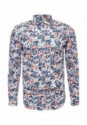 Купить Рубашка Jack & Jones синий JA391EMQMY17 Индия