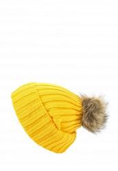 Купить Шапка Kawaii Factory желтый KA005CWMHY99