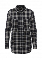 Рубашка LOST INKFRONT POCKET DETAIL CHECK SHIRT