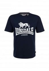 Купить Футболка Lonsdale синий LO789EMARB44 Индонезия