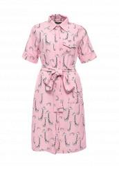 Купить Платье Love & Light розовый LO790EWRID40 Россия
