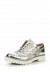 Купить Ботинки Martin Pescatore серебряный MA108AWITA63