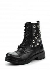 Купить Ботинки Martin Pescatore черный MA108AWKZP45