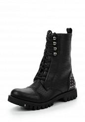 Купить Ботинки Martin Pescatore черный MA108AWKZP54