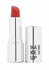 Купить Помада для губ кремовая Lip Color тон 157 тропический красный Make Up Factory MA120LWHDQ39