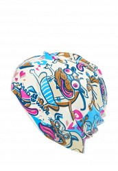 Купить Шапочка для плавания MadWave мультиколор MA991DKIWH96