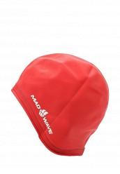 Купить Шапочка для плавания TRAINING MadWave красный MA991DUSTV44