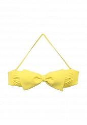Купить Лиф MC2 Saint Barth желтый MC006EWQRY48