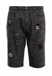 Купить Шорты джинсовые MeZaGuz серый ME004EMTAE43