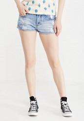 Купить Шорты джинсовые Medicine голубой ME024EWPAP52