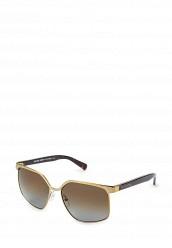 Купить Очки солнцезащитные Michael Kors MK1018 1145T5 золотой MI186DWOWV84 Италия