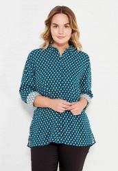Купить Блуза Modis бирюзовый MO044EWTVZ40