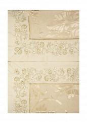 Купить Комплект постельного белья Евро Asabella бежевый MP002XU0016B