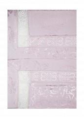 Купить Комплект постельного белья Евро Asabella розовый MP002XU0016W
