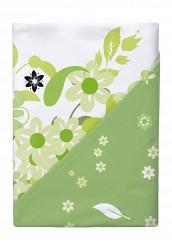 Купить Комплект постельного белья Семейный Verossa зеленый MP002XU00XKA