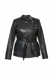 Купить Куртка кожаная Grafinia черный MP002XW0EO2N