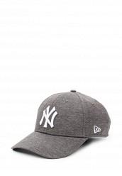Купить Бейсболка New Era JERSEY ESS 9FORTY серый NE001CUMFL57 Китай